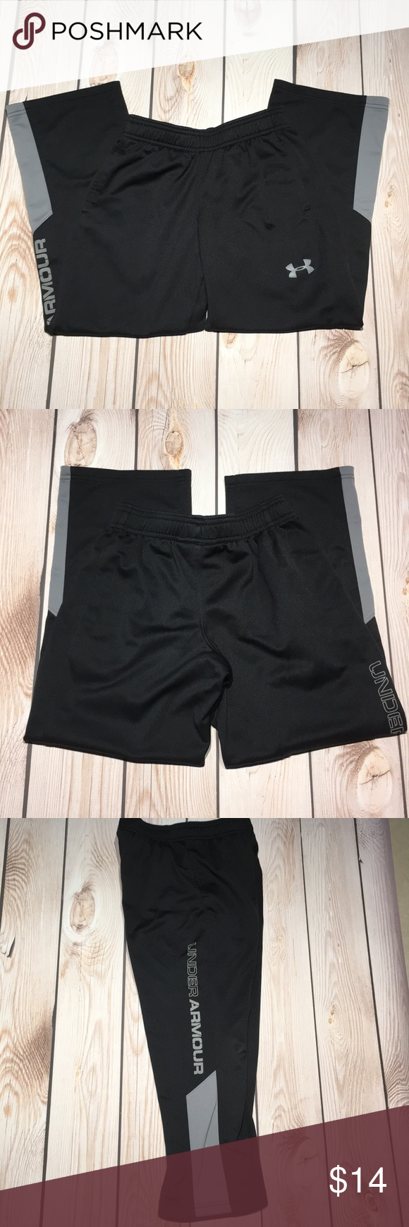 Under Armour youth boy or girl pants in My Posh Picks