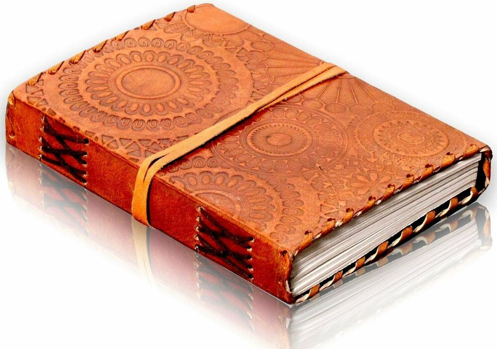 Leather Journal To Write In For Women And Men Birthday Anniversary Office Leaferslab Cool Gifts For Teens Leather Journal Vintage Journal