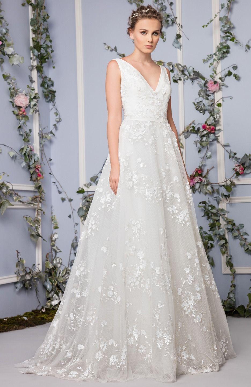 f7fbecb20e086 Uzun Gelinlikler · Gelinler · Evlilik · Bridal 2017