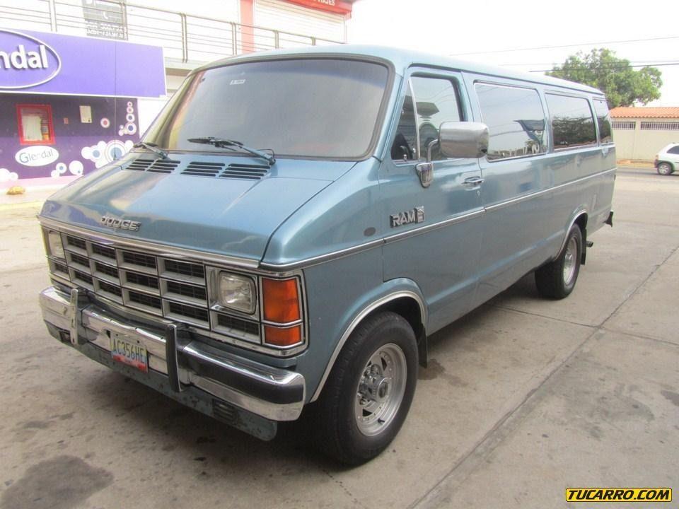Dodge Ram Van en Mercado Libre Carros Nuevos 94e13b42696