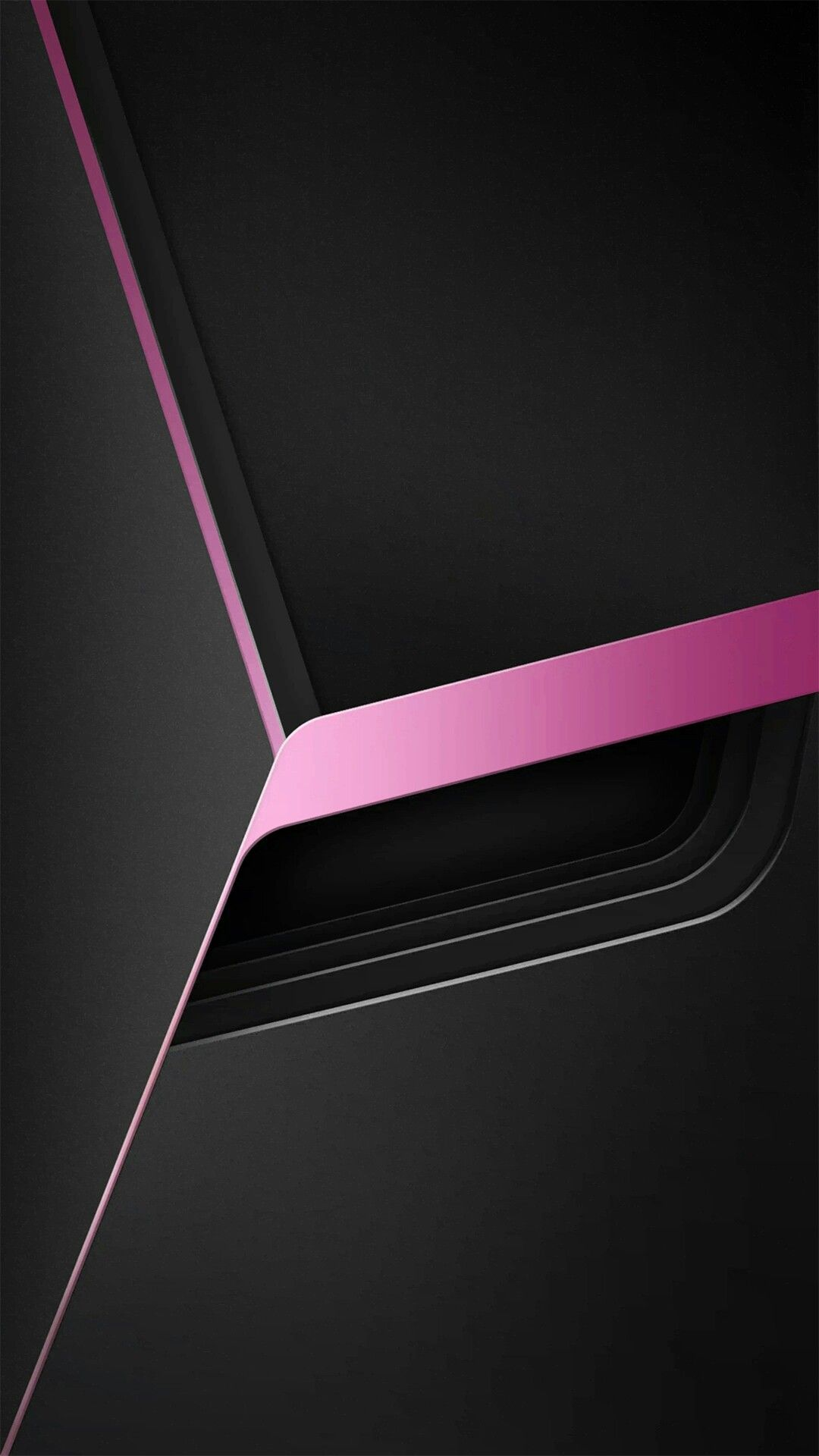 Black With Pink Abstract Wallpaper Abstract Wallpaper Pink Abstract Wallpaper Striped Wallpaper Background