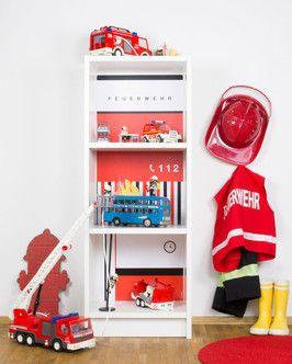 Ikea Billy Hack Diy Feuerwehrhaus Fur Kinder Www Limmaland Com My