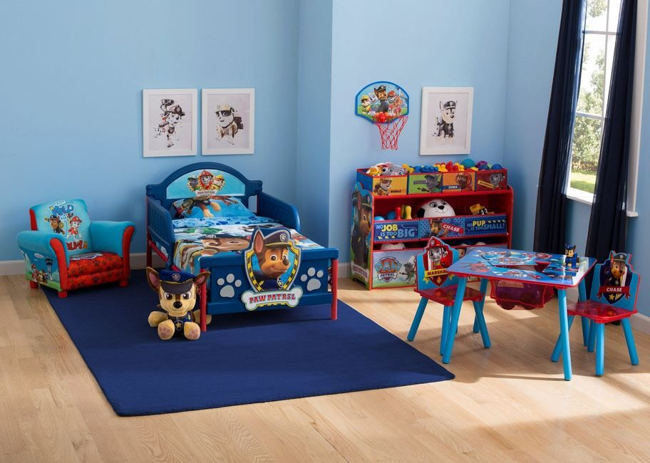 How To Create Paw Patrol Bedroom Create Comfy Room For Your Kids