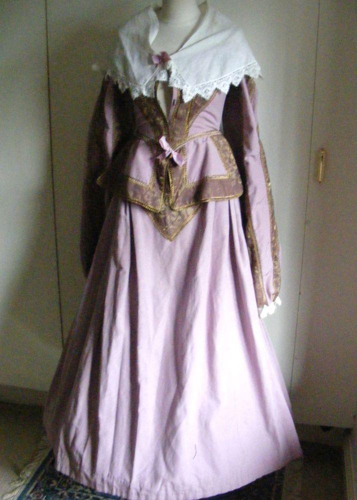 Gold Period Costume