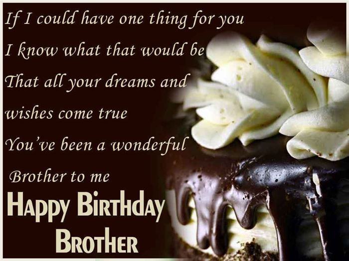 Check Out Free Happy Birthday Quotes For Brother Images Pictures Cards Messages Greetings SMS Wishes Poems Your Bro Friends Husband Wife