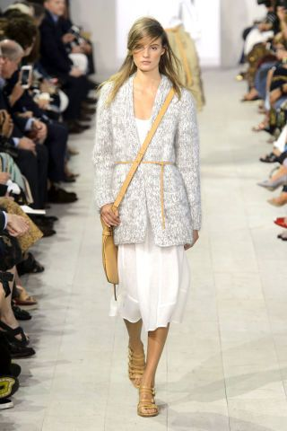 Michael Kors Spring 2016. See all the best NYFW looks here: