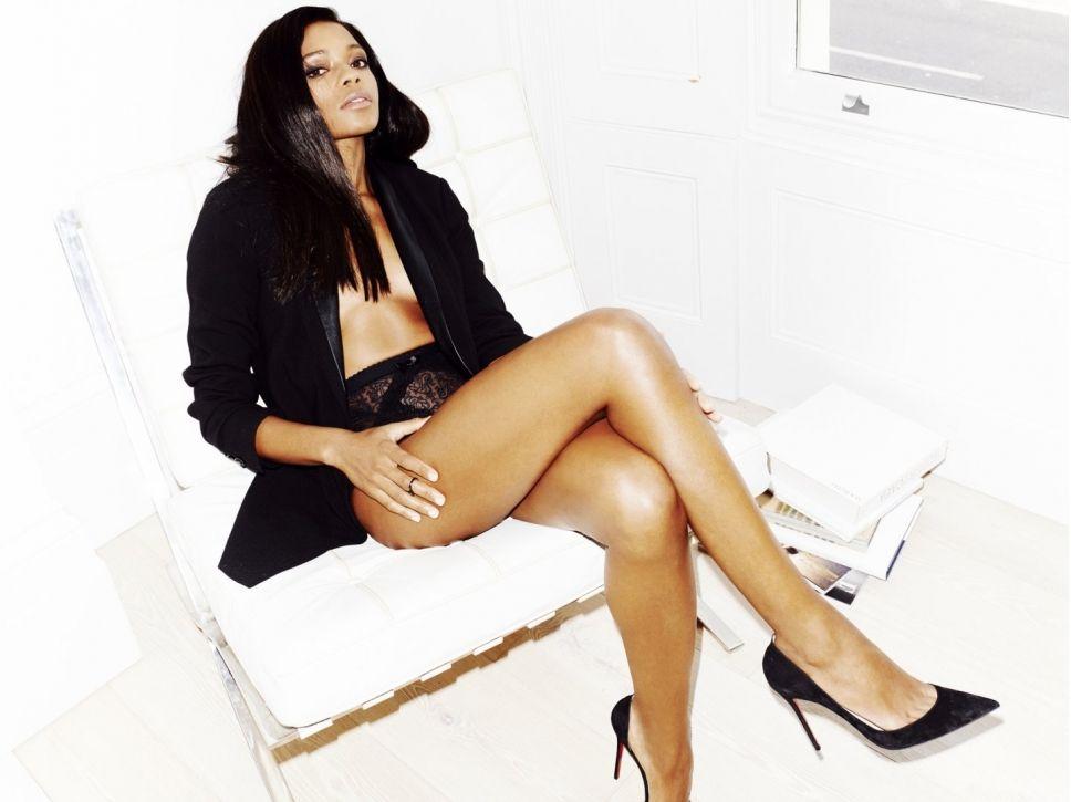 fbcf841194f Naomie Harris #Legs For Dayzzz #sexy #lingerie | Hotties | Beautiful ...