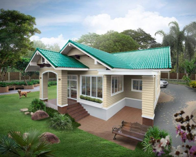 28 Amazing Images Of Bungalow Houses In The Philippines Pinoy House Plans Bungalow House Design Philippines House Design Beautiful Small Homes