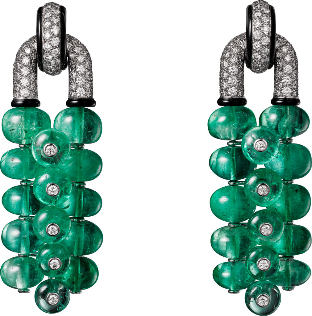 8ee6b593a049 Panthère de Cartier High Jewellery earrings