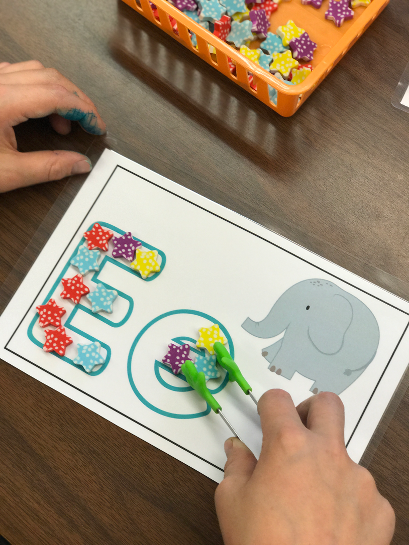 Getting Started With Fine Motor Morning Work Stations   Pre