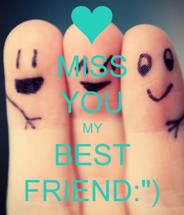 Miss You Quotes Pinterest Friends Best Friend Wallpaper