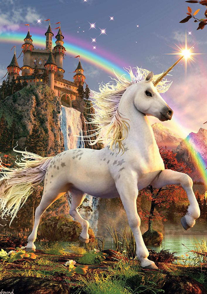 So magical. | Unicorn fantasy, Unicorn, Unicorn art