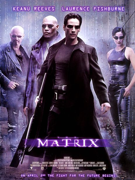 The Matrix -  two words to sum this up...BAD.  ASS.