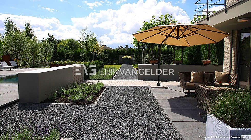 Teo van Horssen   Tuinontwerp exclusieve tuin stijltuinen ...