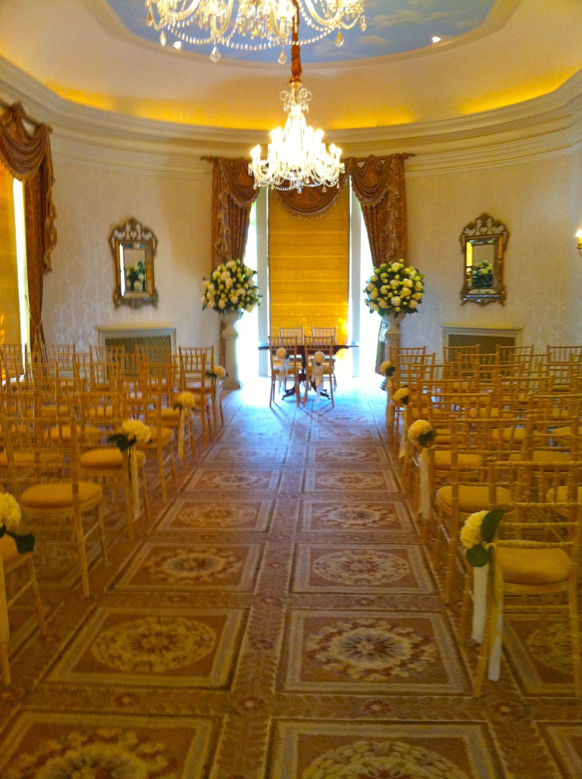 Wedding Venue near Bath England Romantic wedding venue