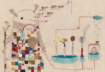 the art room plant: Annalisa Bollini