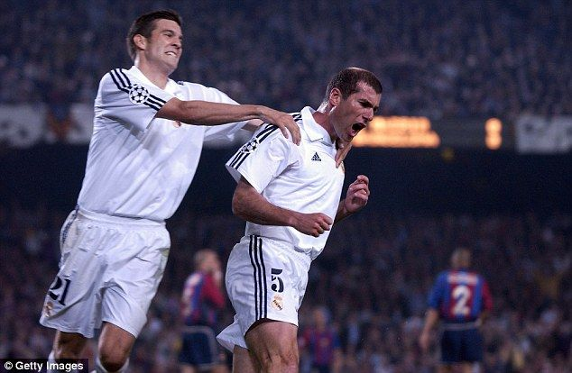 Zidane And Enrique Set To Resume Their Clasico Rivalry Real Madrid Players Real Madrid Barcelona Vs Real Madrid