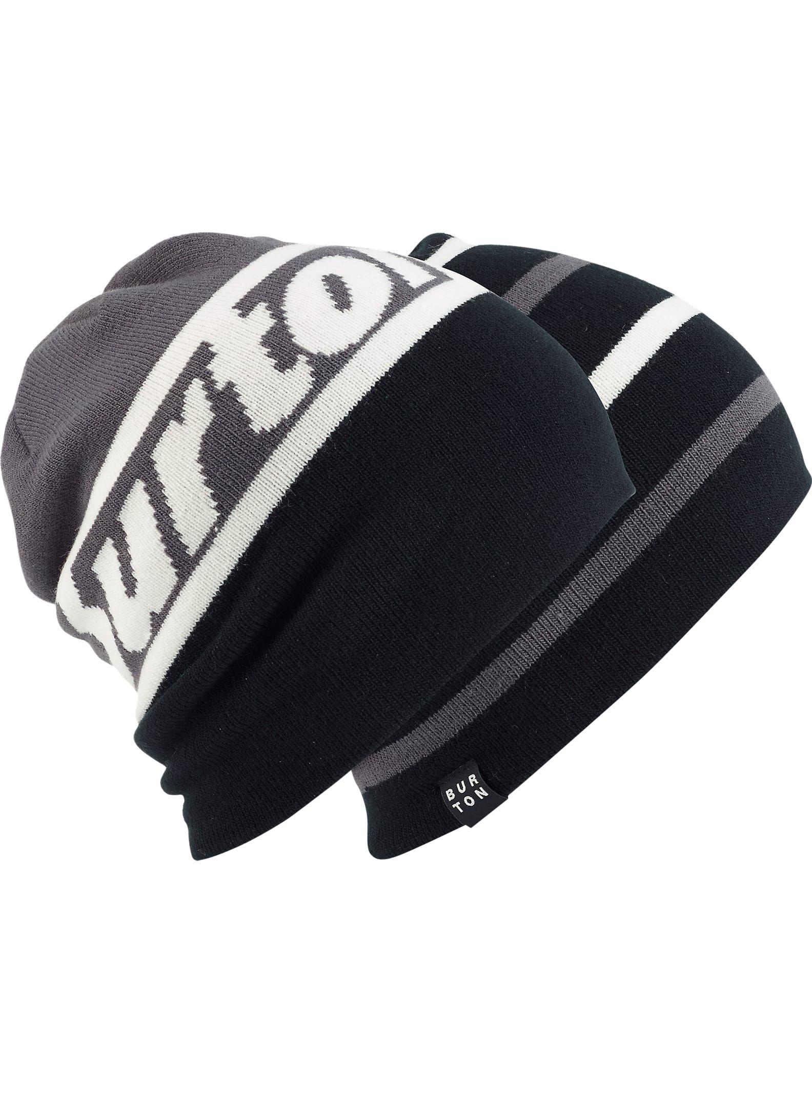 30fb22201ec0b2 Burton Beanie 2-Pack - Reversible Burton Ski, Burton Beanie, Winter Hats For