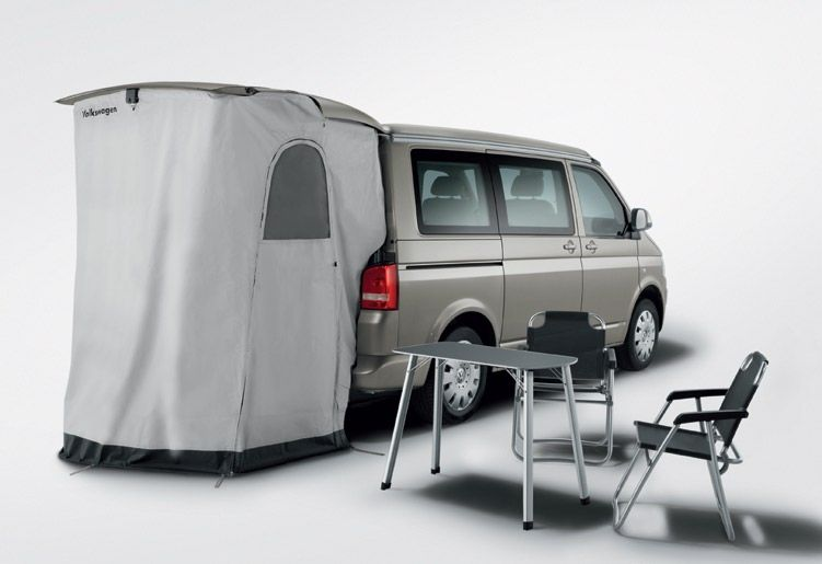 Tents & Volkswagen Genuine Tailgate (shower/utility) tent | Multivan ...