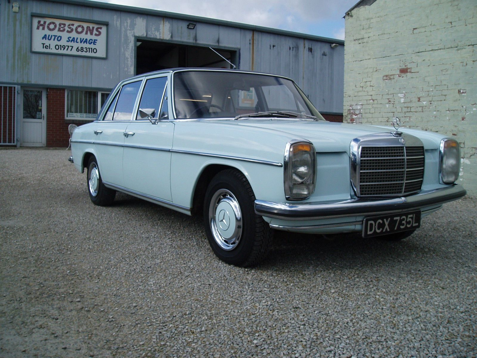 Mercedes benz w115 220 auto 1972 benz mercedes benz and for 1972 mercedes benz