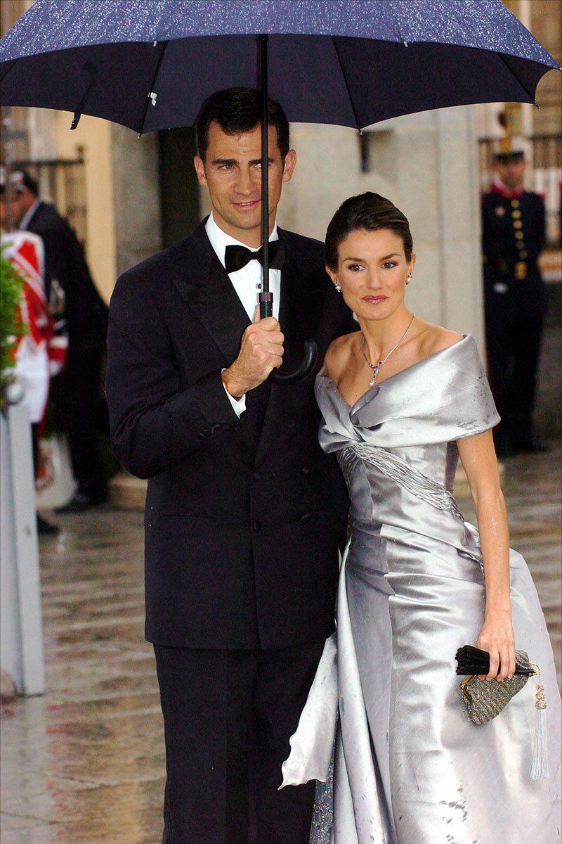 Vestidos princesa letizia bodas