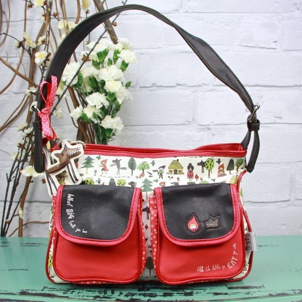 081605f76158 Once Upon a Time Red Riding Hood Handbag for £38.00 at www.lisaangel.co.uk