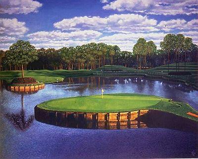 Tpc Sawgrass Golf Courses Golf Golf Tips