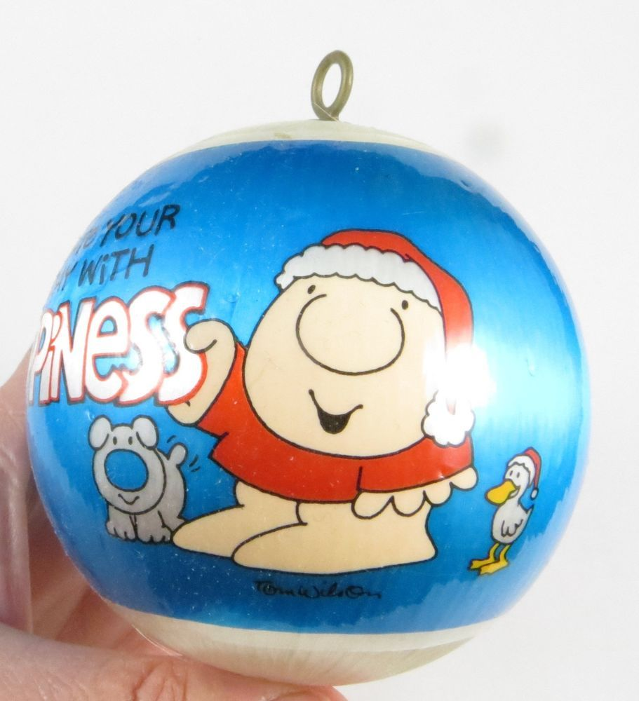 Vintage 1983 american greetings ziggy satin christmas tree ornament vintage 1983 american greetings ziggy satin christmas tree ornament m4hsunfo