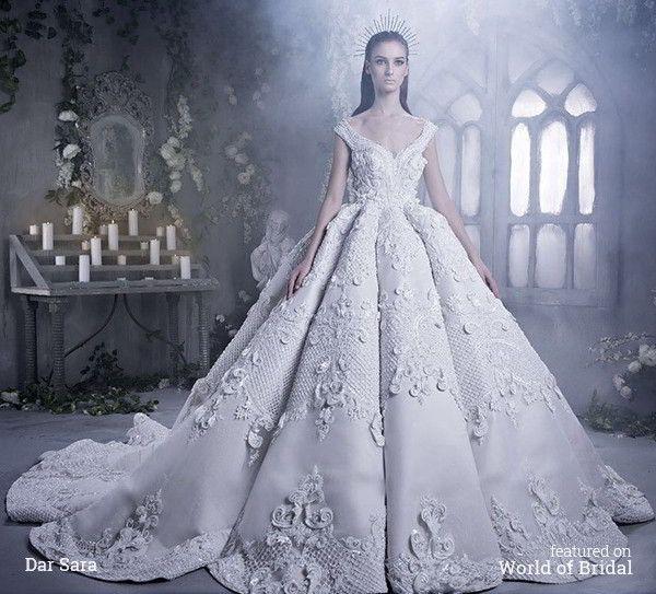 Dar sara 2016 wedding dresses white renaissance collection 2016 dar sara 2016 wedding dresses white renaissance collection junglespirit Gallery