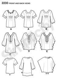 be7a02d0ff5 free tunic sewing patterns for women - Google Search | Blouse ...