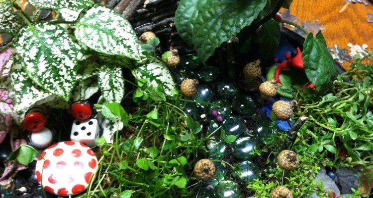 22 Charming Fairy Garden Craft Ideas   Fairy Garden Ideas   Pinterest