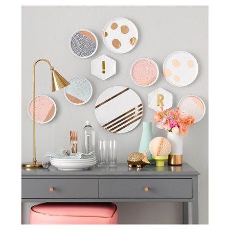 Superb Oh Joy Heart Ottoman In Pink Gold From Her New Target Inzonedesignstudio Interior Chair Design Inzonedesignstudiocom