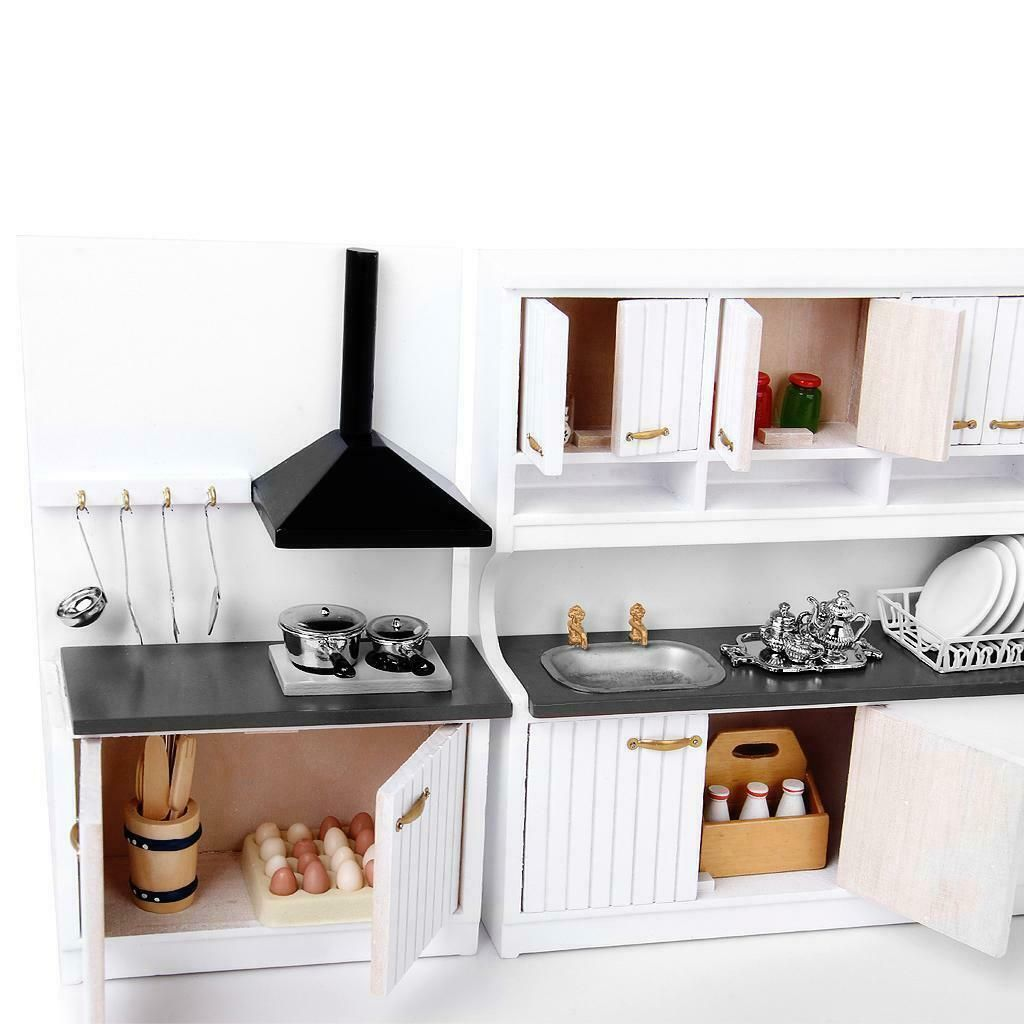Details about Various Doll House Furniture Kitchen ...