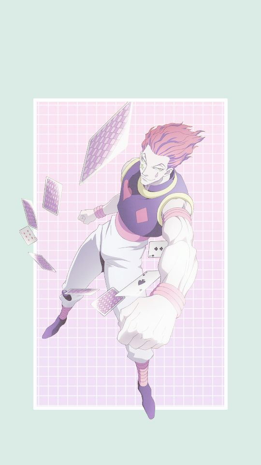 Ryuichii Hunter Anime Cute Anime Wallpaper Hunter X Hunter Hisoka iphone wallpaper best wallpaper foto in 2019. cute anime wallpaper hunter x hunter