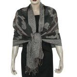 Stoles and Scarves Wool Cloth Fashion for Women Gifts for Anniversary 28 X 72 Inches (Apparel)By ShalinIndia