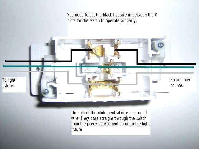 mobile home switch wiring | diy mobile home repair ... mobile home switch wiring exterior mobile home disconnect wiring directions #8