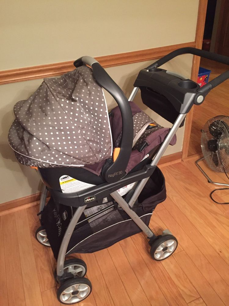 Carseat And Stroller