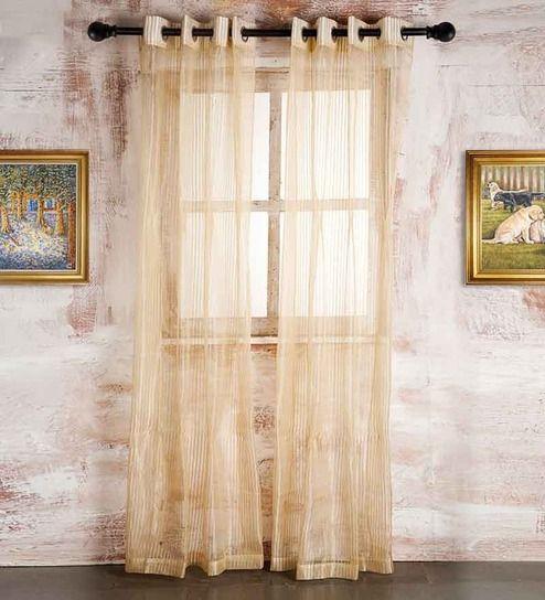 Kitchen Window Screening Door Curtains Home Decor Tulle Curtain Short Sheer KS