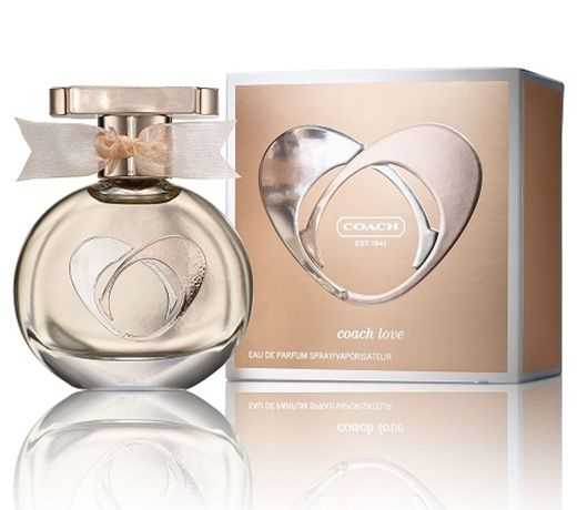 Coach Love perfume by Coach: Eau de Parfum- smells phenomenal and lasts forever. The first dry is violets which me and my mom have always loved.
