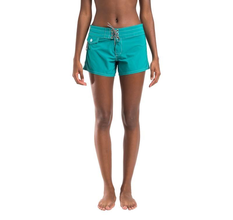 12b5eda1a43 404 Board Shorts - Emerald Green - 0 / Emerald Green in 2019   Style ...