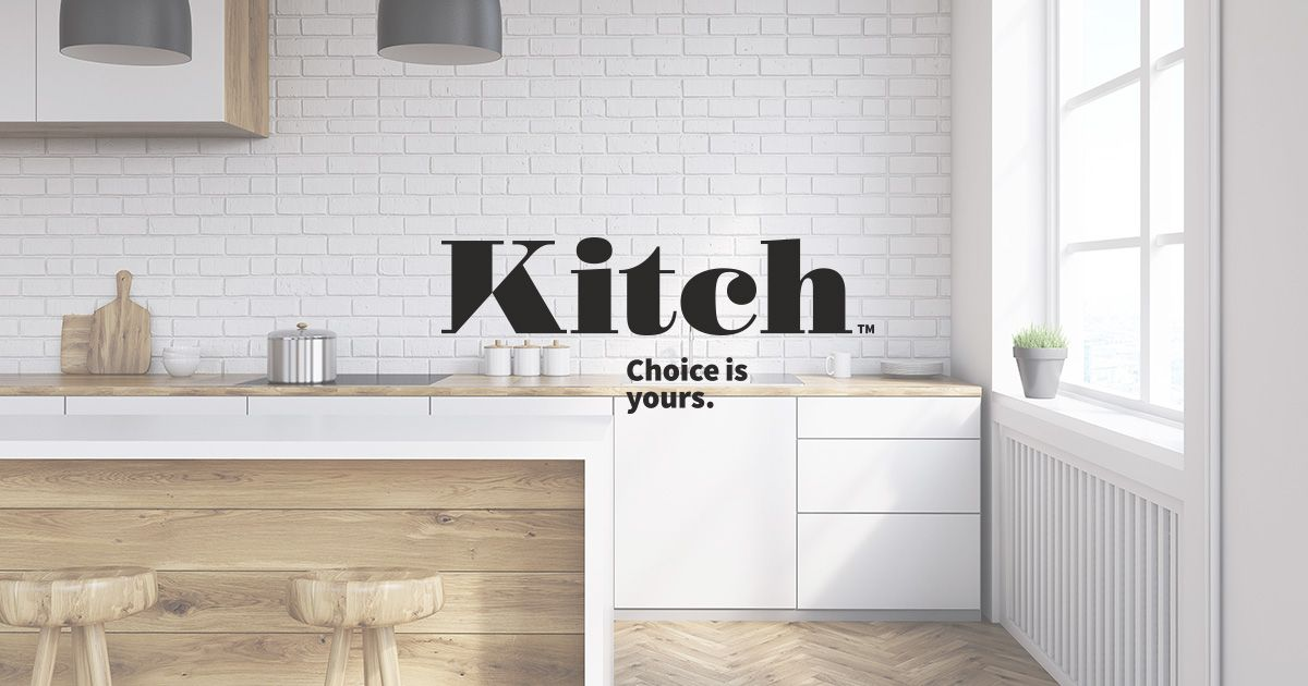 Kitch manufactures cabinet doors to fit Ikea cabinets and ...