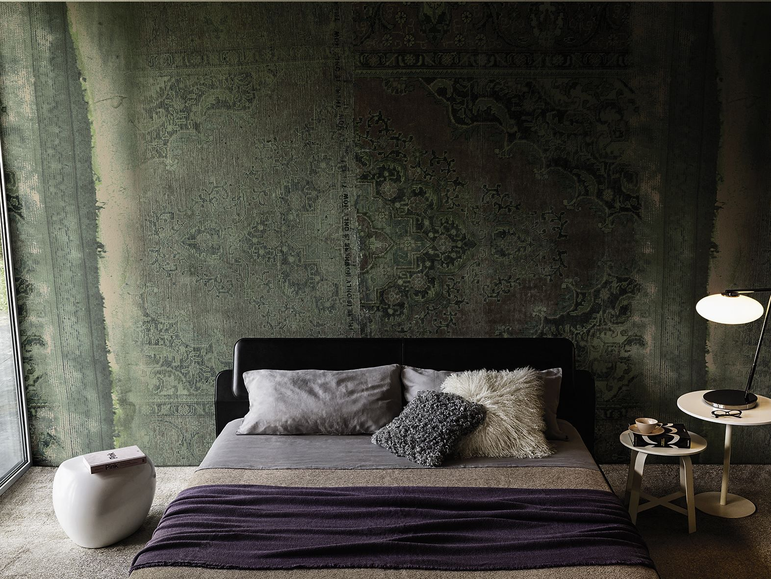 Schlafzimmer Modern 2016 Tapete Another Canvas Kollektion Contemporary Wallpaper