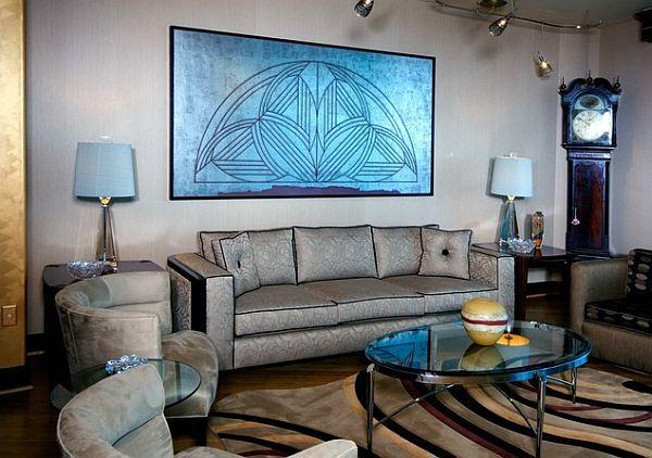 Art Deco Interior Designs And Furniture Ideas Art Deco Living Room Art Deco Decor Art Deco Living Room Furniture