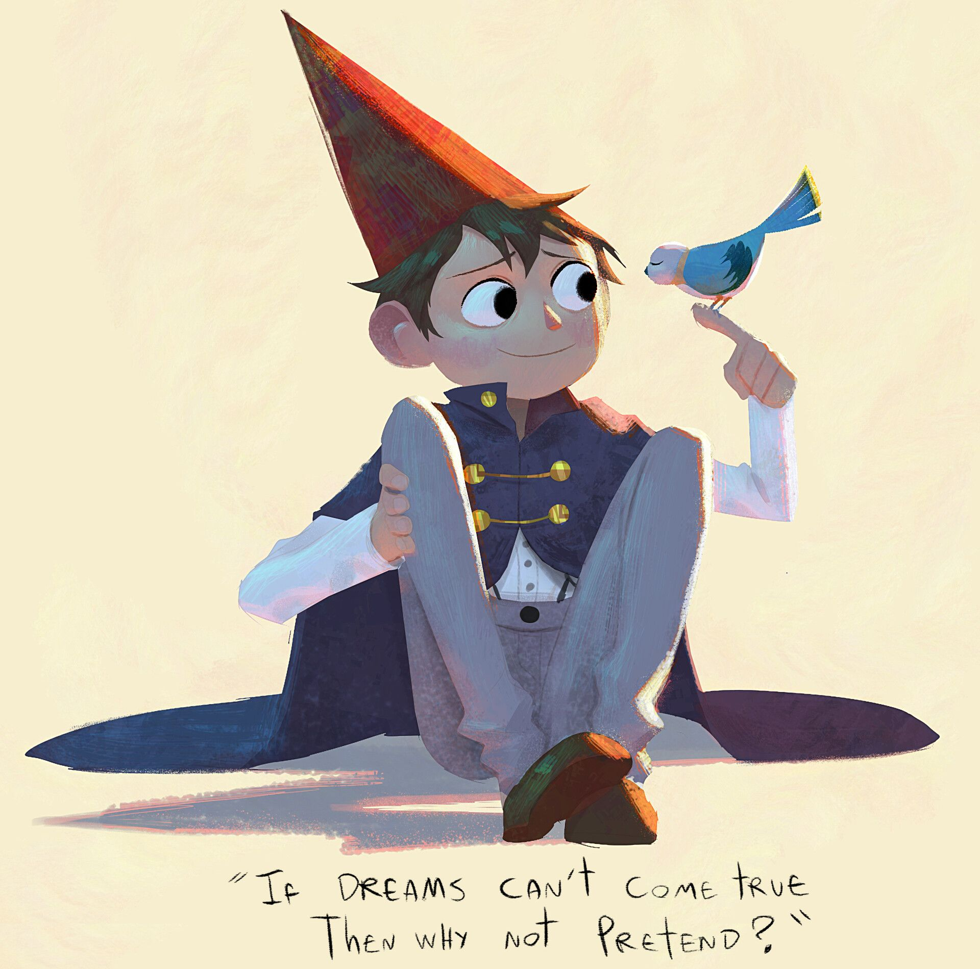 Over the Garden Wall by Rayner Alencar in 2020 Over the