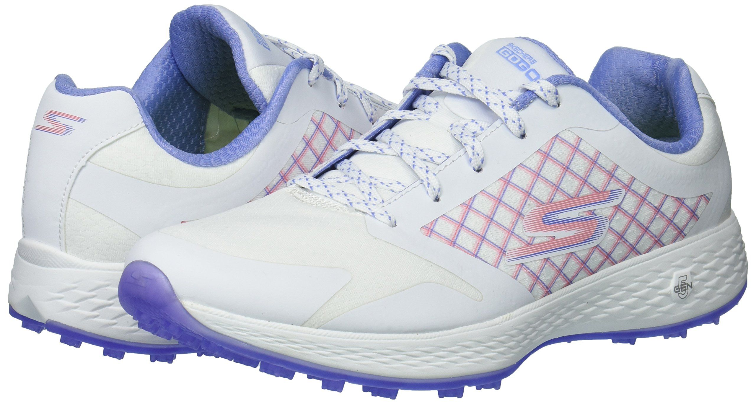 Skechers Performance Womens Go Eagle Rival GolfShoesWhite