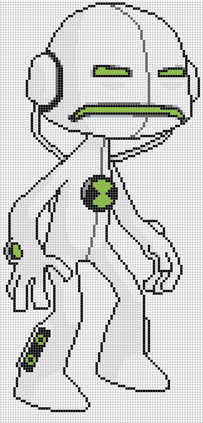 Echo Echo - Pixel Art Templates   pixelart   Pinterest   Minecraft ...
