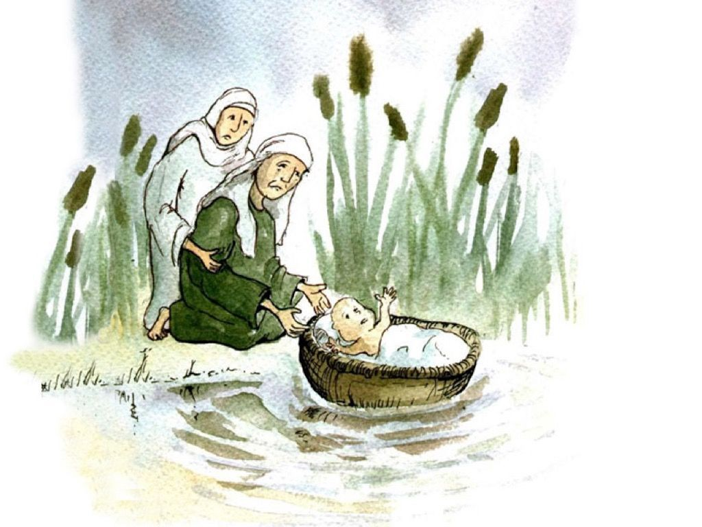 Free visuals: Moses | Old Testament for Kids | Pinterest | Bible ...