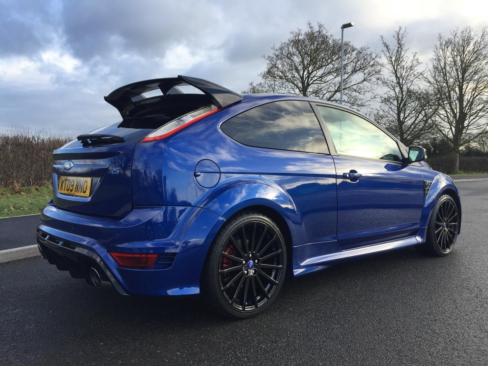 Check out this fast Ford. Ford Focus Rs 2.5 20v ( 305ps ) Lux Pack 1 ...