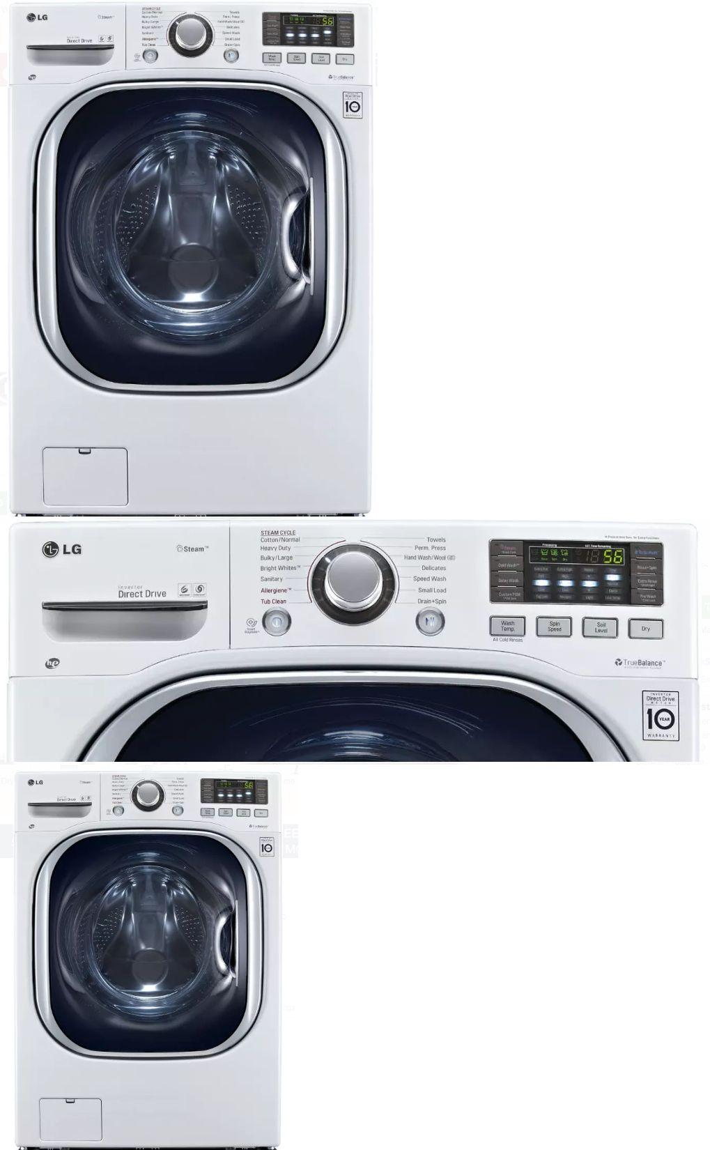 Washing Machines 71256 Lg Turbowash Series Wm3997hwa 27 Inch