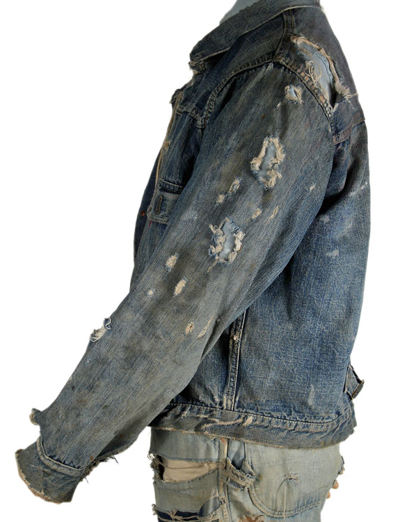 Original vintage 30's denim